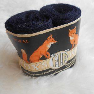 Fox Puttee - Blue (Small)