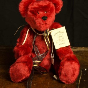 red teddy web